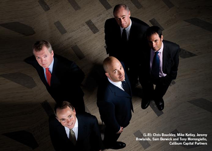 Caliburn Capital Partners 183 The Hedge Fund Journal