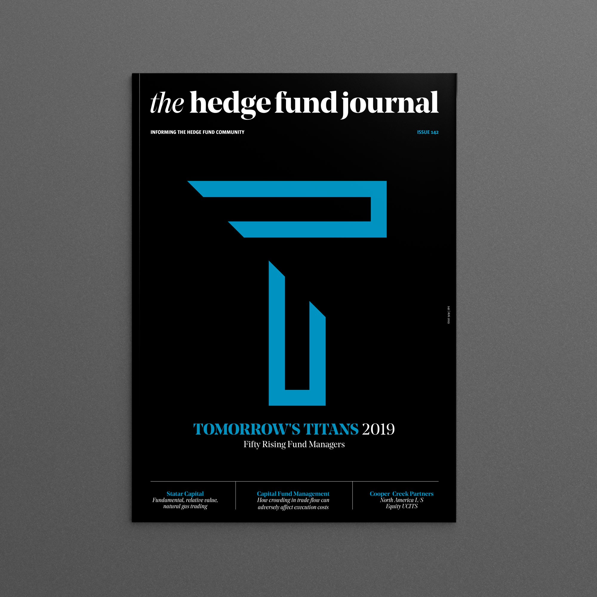 The Hedge Fund Journal | The Hedge Fund Journal is a monthly ...